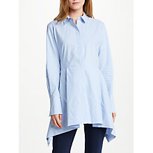 Buy Marella Altea Striped Shirt, Blue Online at johnlewis.com