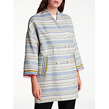 Buy Weekend MaxMara Oliveto Jacket, Multi Online at johnlewis.com