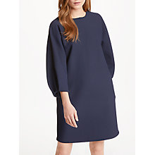 Buy Marella Mago Jersey Dress, Navy Online at johnlewis.com