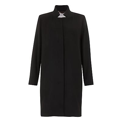 Marella Selva Coat, Black