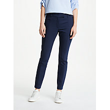 Buy Marella Pineta Slim Leg Trousers, Navy Online at johnlewis.com