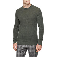 Buy Reiss Hamlet Crew Neck Jumper Online at johnlewis.com