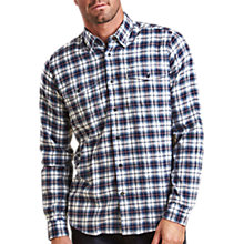 Buy Barbour Lifestyle Whitehall Check Shirt, Chambray Online at johnlewis.com