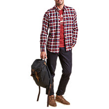 Buy Barbour Lifestyle Copinsay Check Shirt, Port Online at johnlewis.com