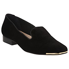 Buy L.K. Bennett Charley Flat Heel Loafers Online at johnlewis.com