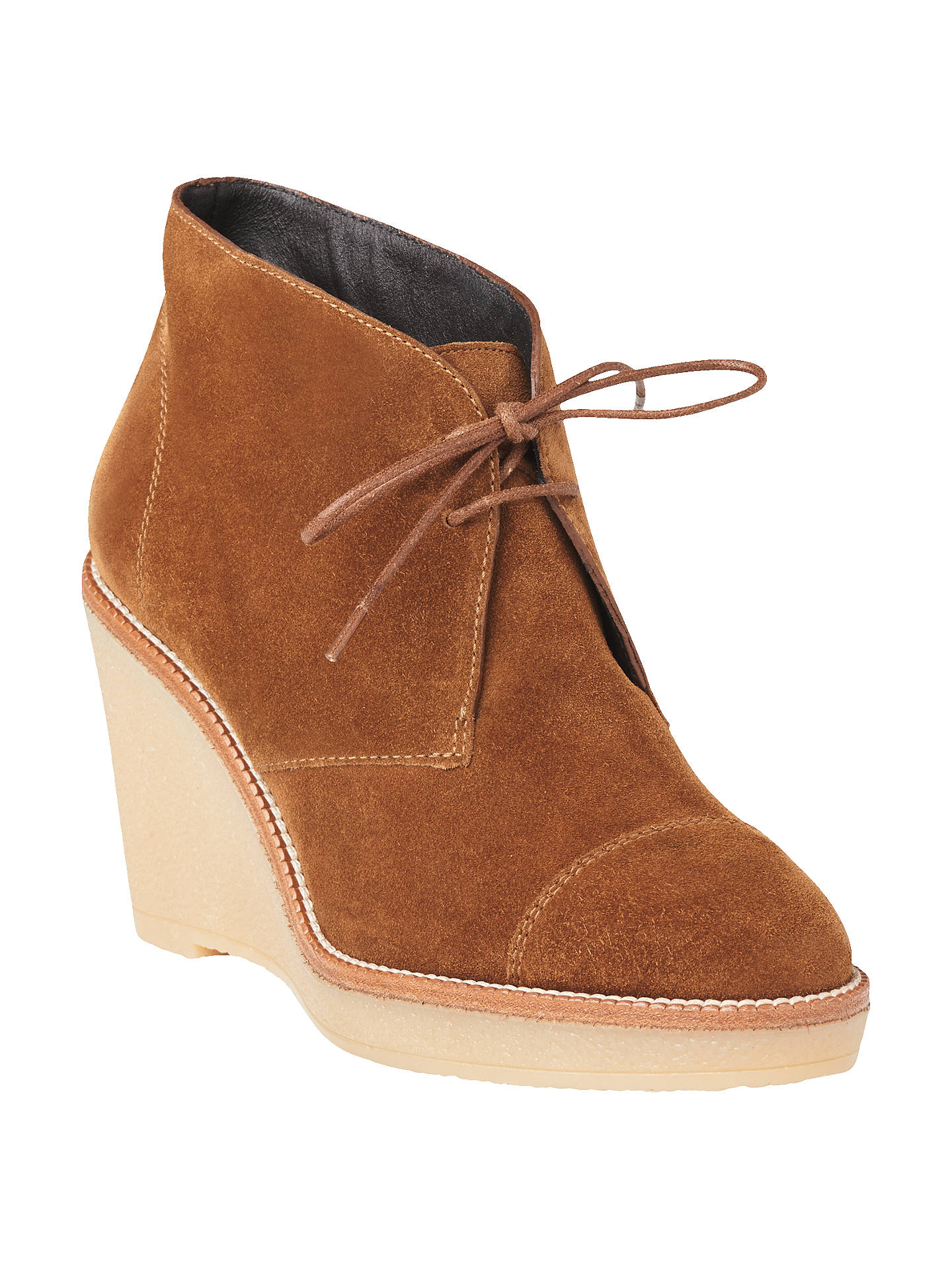 5e5a201ab26 Buy L.K. Bennett Madi Wedge Heeled Ankle Boots
