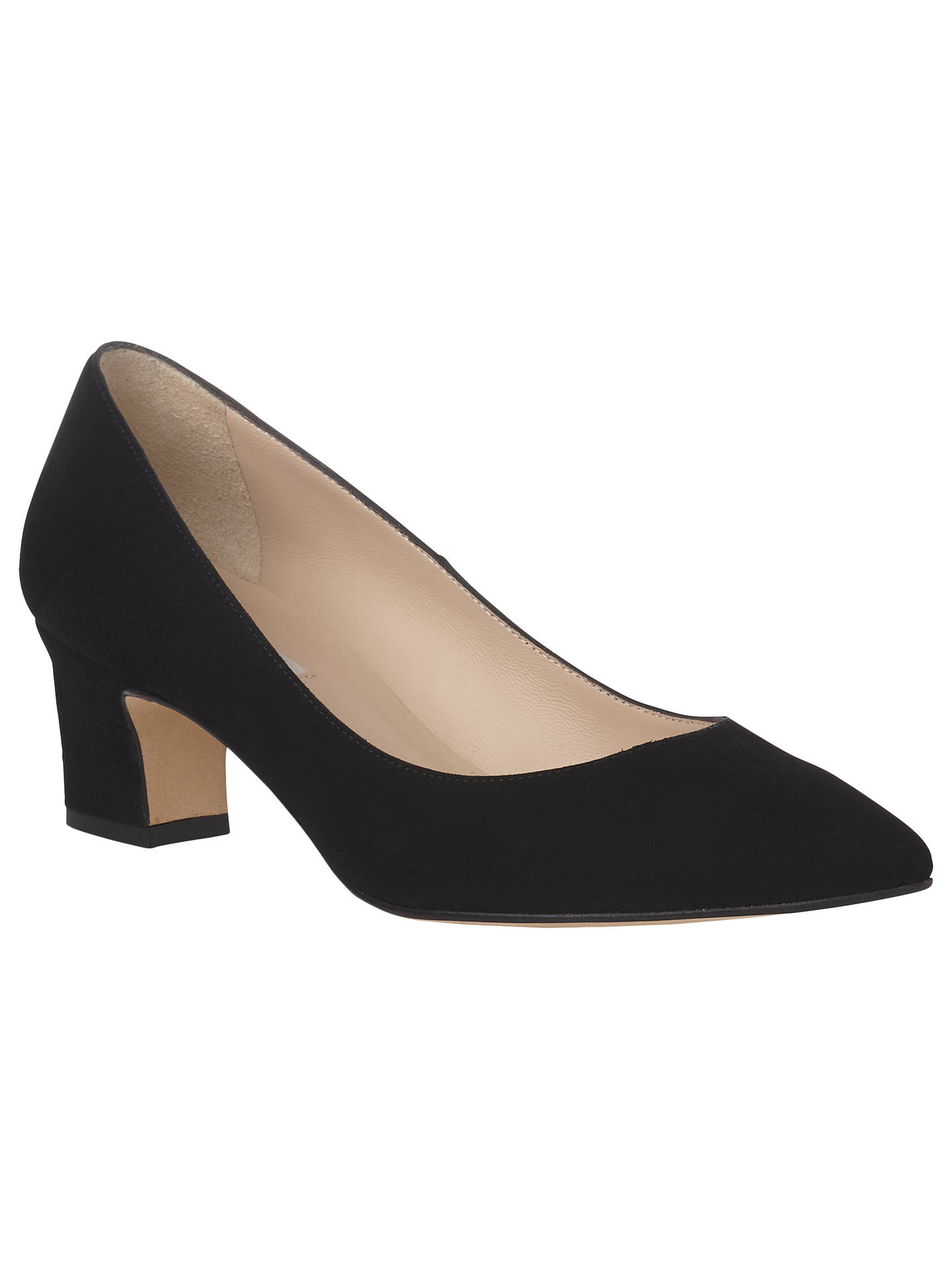 f729f70b32d7 Buy L.K. Bennett Annabelle Block Heeled Court Shoes