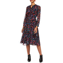 Buy Whistles Mari Print Shirt Dress, Multi Online at johnlewis.com