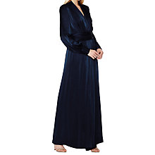 Buy Ghost Becky Dress, Navy Online at johnlewis.com