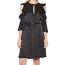 Buy Ghost Spot Esme Dress, Multi Online at johnlewis.com