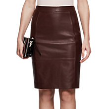 Buy Reiss Olivia Ponte Skirt Online at johnlewis.com