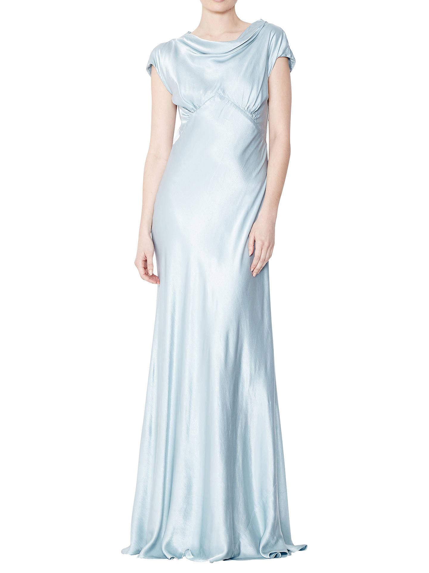 0aaba1d41252 Buy Ghost Lyra Dress, Skylight, XS Online at johnlewis.com ...