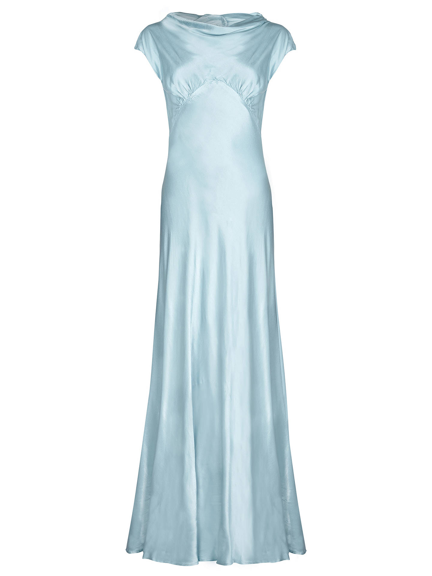fa59a580ad0c ... Buy Ghost Lyra Dress, Skylight, XS Online at johnlewis.com ...