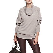 Buy Reiss Tatun Wide Roll Neck Jumper Online at johnlewis.com