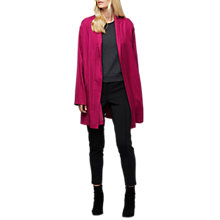 Buy East Silk Swing Stitch Coat Online at johnlewis.com