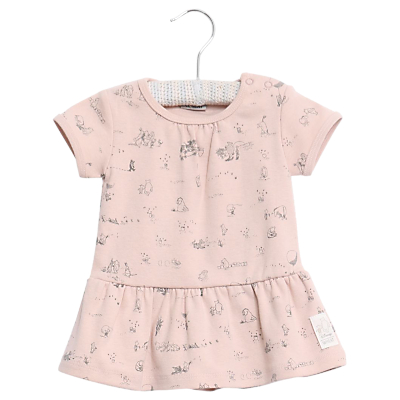 Wheat Baby Winnie The Pooh Dress, Powder