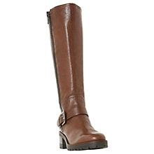 Buy Dune Tilburry Knee High Boots Online at johnlewis.com