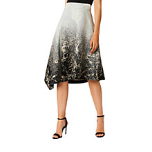 Buy Coast Remy Jacquard Skirt, Multi Online at johnlewis.com