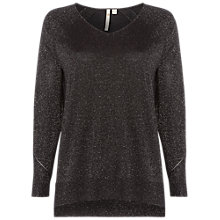 Buy White Stuff Galaxy V-Neck Jumper Online at johnlewis.com