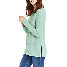Buy Oasis Side Split Knit Jumper Online at johnlewis.com