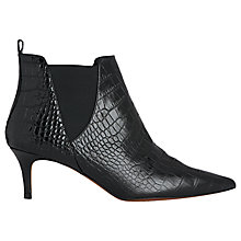 Buy Whistles Orley Pointed Toe Ankle Boots Online at johnlewis.com