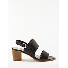 Buy John Lewis Jessie Block Heel Sandals Online at johnlewis.com