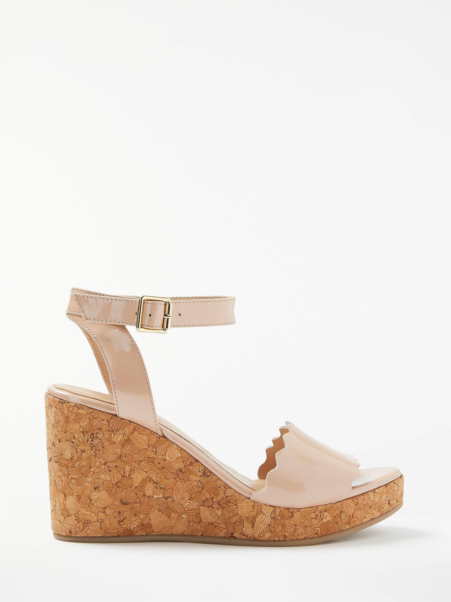 20191507d97c Buy John Lewis   Partners Katrina Wedge Heel Sandals