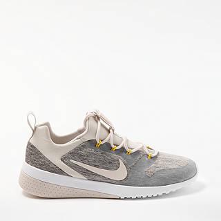 Nike CK Racer Women's Trainers, Grey/Light Bone