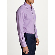 Buy Smyth & Gibson Non Iron Cotton Poplin Gingham Contemporary Fit Shirt Online at johnlewis.com