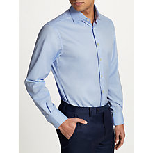 Buy Smyth & Gibson Non Iron Micro Herringbone Twill Contemporary Fit Shirt Online at johnlewis.com