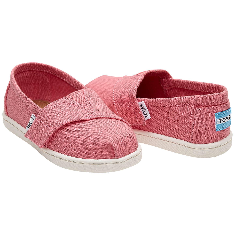 TOMS Children s Alpagartas Casual Shoes at John Lewis