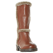 Buy Dune Raphe Knee High Boots Online at johnlewis.com