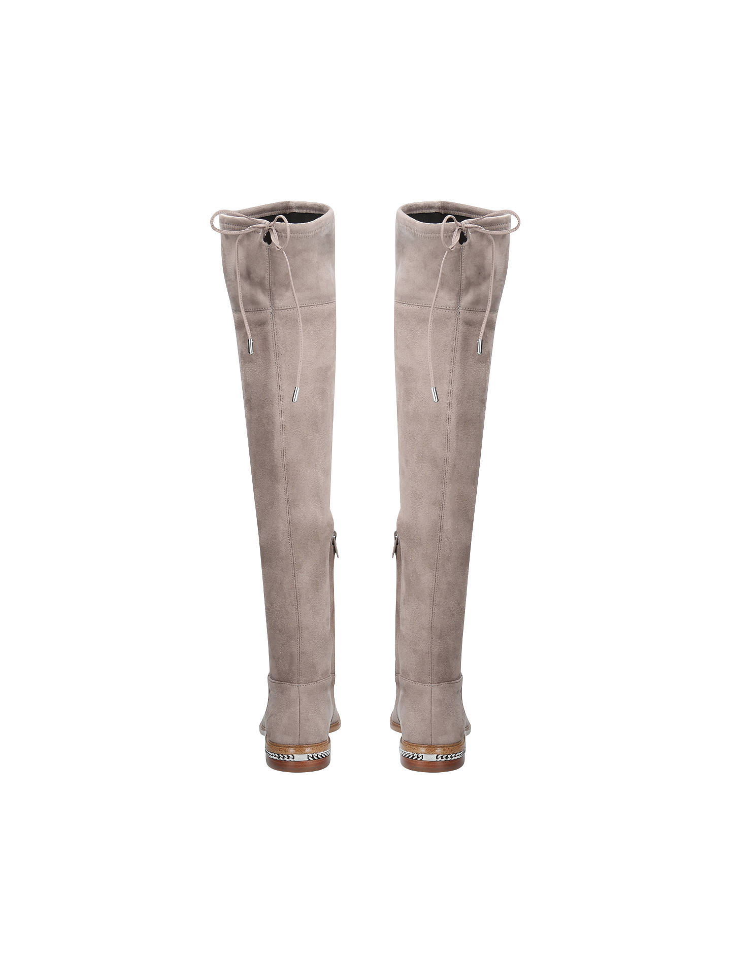 b4da17e361899 MICHAEL Michael Kors Jamie Over the Knee Boots at John Lewis   Partners