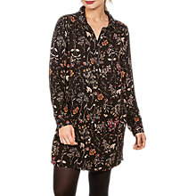 Buy Fat Face Isla Wildflower Shirt Dress, Multi Online at johnlewis.com