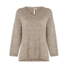 Buy White Stuff Cosmic Jumper, Quartz Grey Online at johnlewis.com