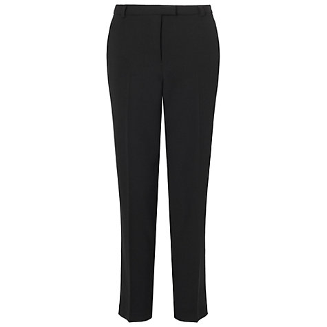 Buy Miss Selfridge Crepe Cigarette Trousers Online at johnlewis.com