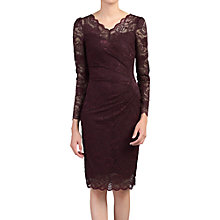 Buy Jolie Moi Long Sleeved Lace Bodycon Dress Online at johnlewis.com
