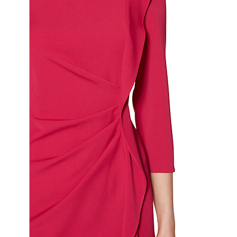 Buy Gina Bacconi Bryony Frill Dress Online at johnlewis.com