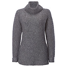 Buy White Stuff Constellation Jumper, Goose Grey Online at johnlewis.com