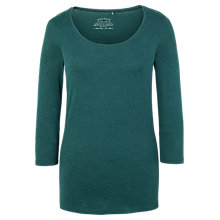 Buy Fat Face Laura Three Quarter Length T-Shirt Online at johnlewis.com