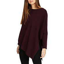 Buy Phase Eight Melinda Asymmetric Jumper, Port Online at johnlewis.com