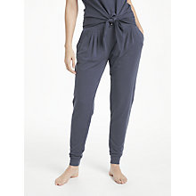 Buy John Lewis Slub Slim Jersey Jogger Bottoms Online at johnlewis.com