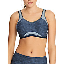Buy Freya Epic Underwired Sports Crop Top, Total Eclipse Online at johnlewis.com