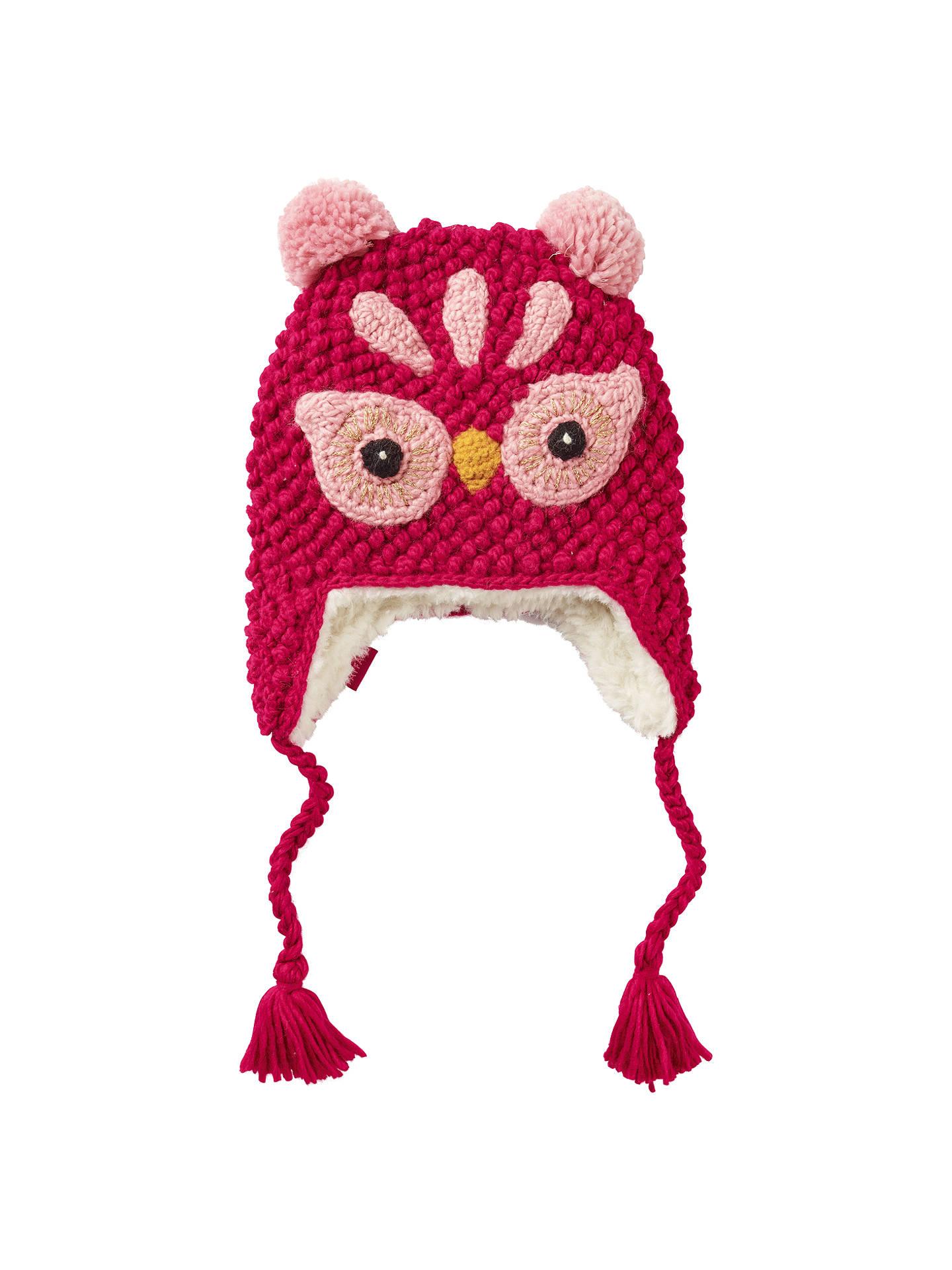BuyFat Face Children s Owl Trapper Hat 1052c385cc08