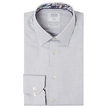 Buy Smyth & Gibson Circle Weave 100s Cotton Slim Fit Shirt Online at johnlewis.com