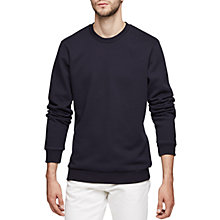 Buy Reiss Woodland Crew Neck Sweatshirt Online at johnlewis.com