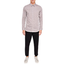 Buy Ted Baker Lysee Long Sleeve Shirt Online at johnlewis.com