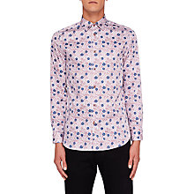 Buy Ted Baker Orense Floral Long Sleeve Shirt Online at johnlewis.com