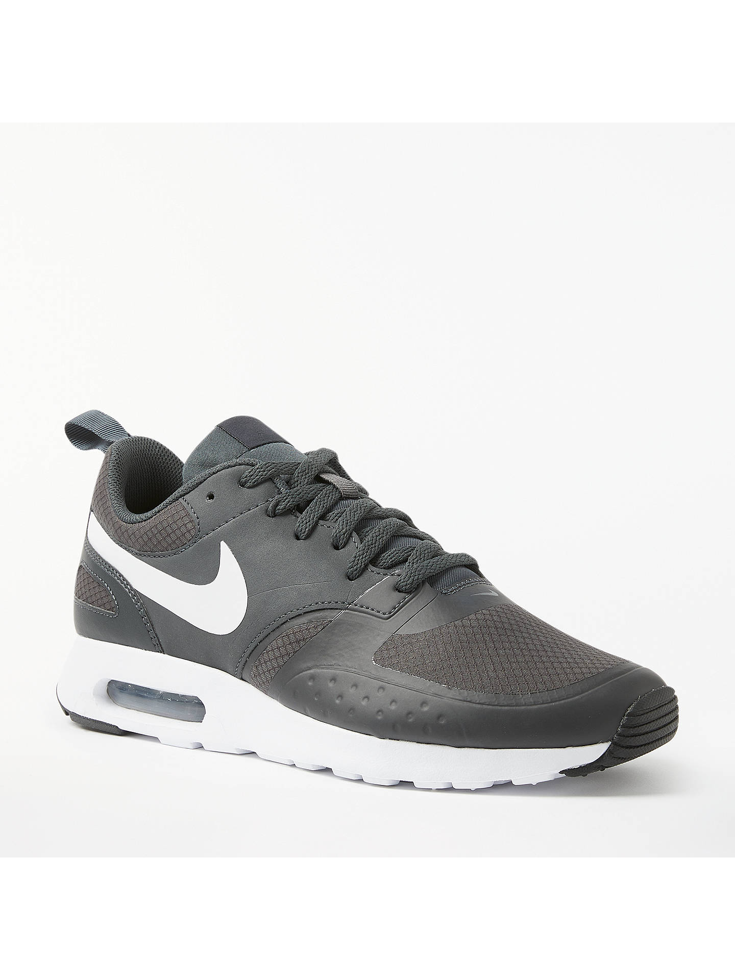 Nike AIR MAX VISION Cool Grey Wolf Grey White | Homme Baskets