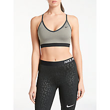 Buy Nike Indy Sports Bra Online at johnlewis.com
